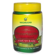 Чаванпраш Нагарджуна- с мягким вкусом, укрепляет иммунитет (Nagarjuna) 500г.