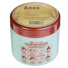 Маска-бальзам для волос Алоэ - для объема, TaiYan 250 мл