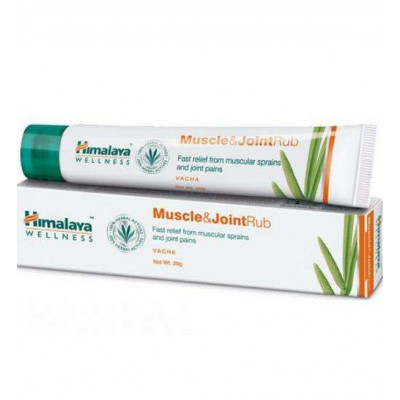 Himalaya Wellness Крем болеутолящий Muscle&Joint Rub- противовоспалительный 20 гр.