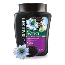 Dabur Vatika Маска для волос «Черные семена — Сила и блеск» 500 гр.