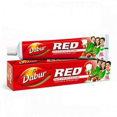Зубная паста Дабур Ред Красная (Toothpaste Red Dabur), 100 г