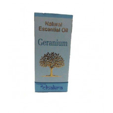 «Герань» 100% эфирное масло Shri Chakra (10 мл)