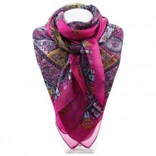 Шелковый платок натуральный, Индия