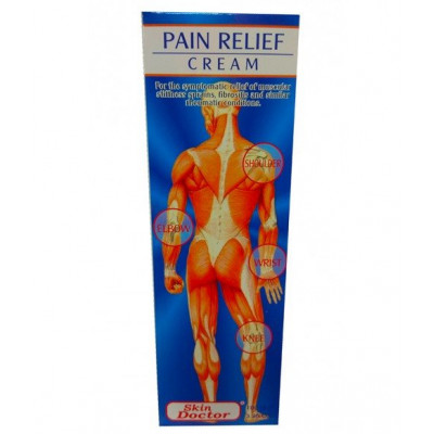 Крем для снятия боли в мышцах и суставах Skin Doctor Pain Relief Cream