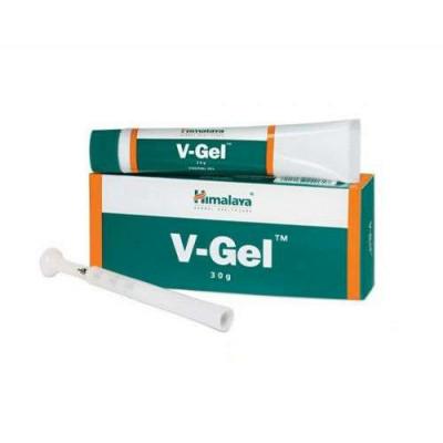 Ви-Гель (V-Gel) — устраняет зуд, жжение, нормализует микрофлору влагалища