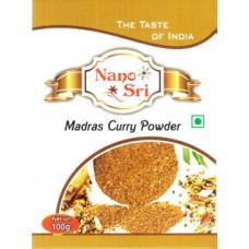 Мадрас Карри масала 100 гр. / Madras Curry Masala 100g.
