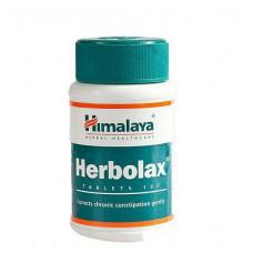 Херболакс Хималая - слабительное (Herbolax Himalaya), 100 Таб.