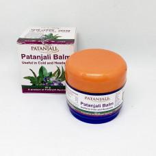 Расслабляющий и обезболивающий бальзам Patanjali Balm 25 гр
