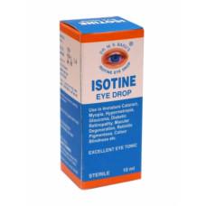Глазные капли «Айсотин» — улучшают состояние глаз при очень серьездных заболеваниях 10 мл. Isotine Eye Drop