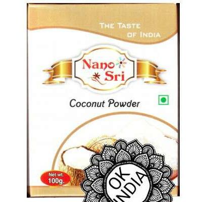 Кокосовая стружка 100 гр. / Coconut powder 100g