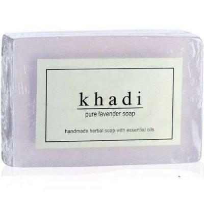 Натуральное мыло Лаванда, 125 г Кхади