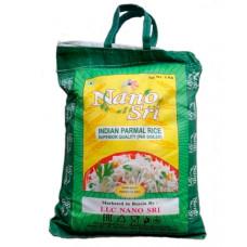 NANO SRI Индийский Пармал Рис 5 кг. / Indian Parmal Rice 5 kg.