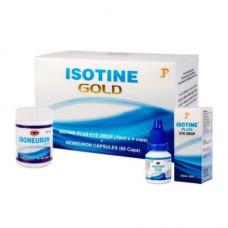 Айсотин Голд комплексный набор для глаз (Isotine Gold).