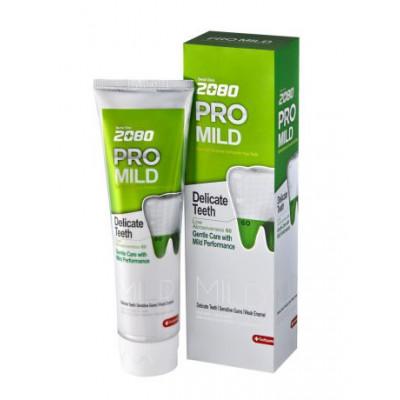 Dental Clinic 2080 PRO MILD Мягкая Защита Зубная паста 125г.