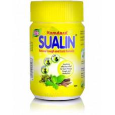 Суалин – от кашля и боли в горле (Sualin Hamdard) 60 таб.