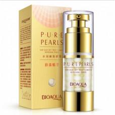 Омолаживающая сыворотка для лица с жемчужной пудрой Bioaqua Pure Pearls