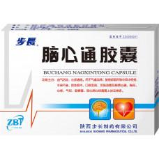 """Бучанская капсула """"Наосиньтун"""" от инсульта и ишемии (Buchang Naoxintong Capsul), 36 капсул"""