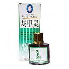 """Китайская жидкость """"Хуэйцзялин"""" от грибка ногтей"""