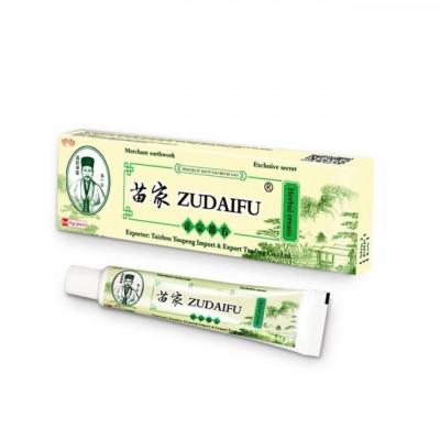 Крем Zudaifu (Зудайфу) от псориаза, дерматита, экземы Китай 15 гр.