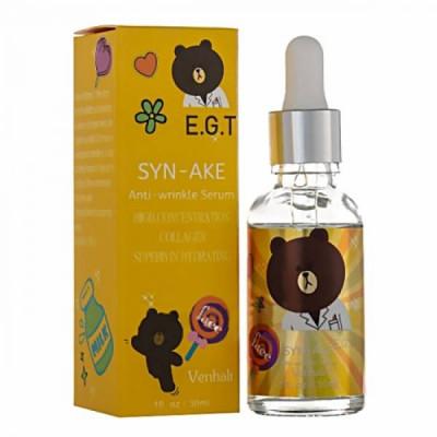 Антивозрастная сыворотка для лица Venhali Syn-Ake 30 ml
