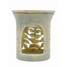 Аромалампа каменная, Индия