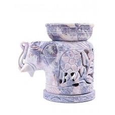 Аpомалампа каменная Слон, Индия