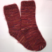 Носки из мохера и шерсти, Индия