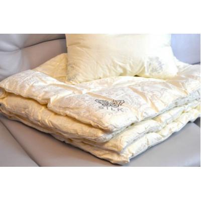 Набор шелковое одеяло + подушка