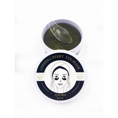 Патчи гидрогелевые от отёков Ginseng Berry eye Mask, 60 шт.