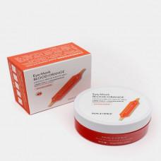 Патчи от отеков с экстрактом красного апельсина BLOOD ORANGE, 60 шт.